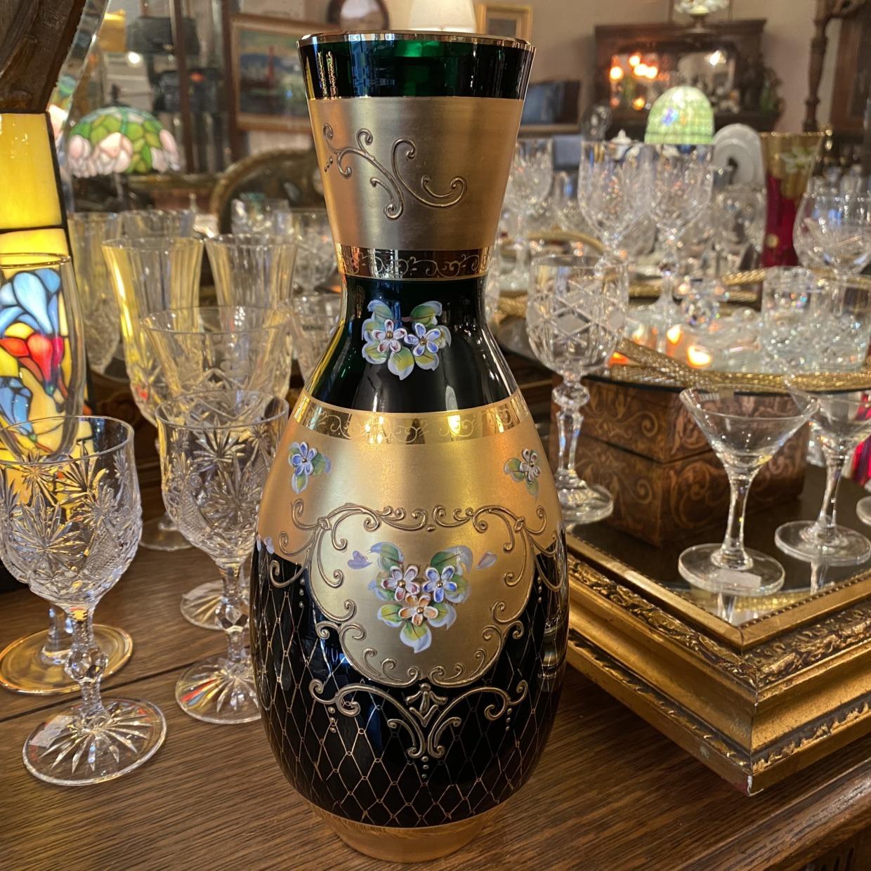 ヴィクトリアンガラス SEYEI 瀬栄陶器 日本製