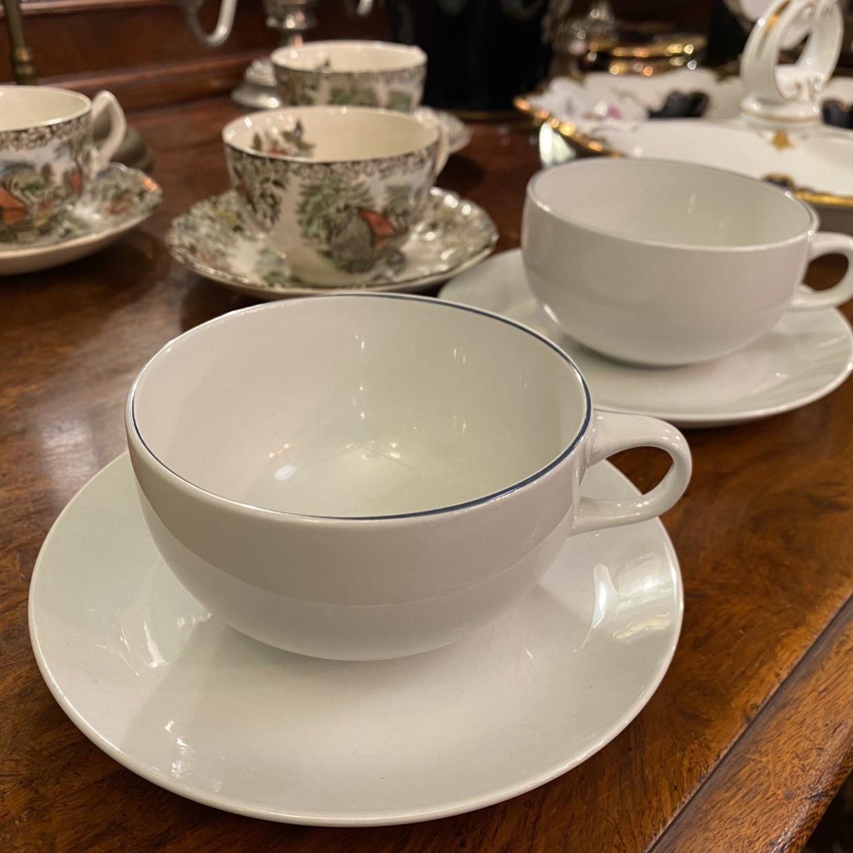 Fajance コーヒーカップソーサー ロイヤルコペンハーゲン