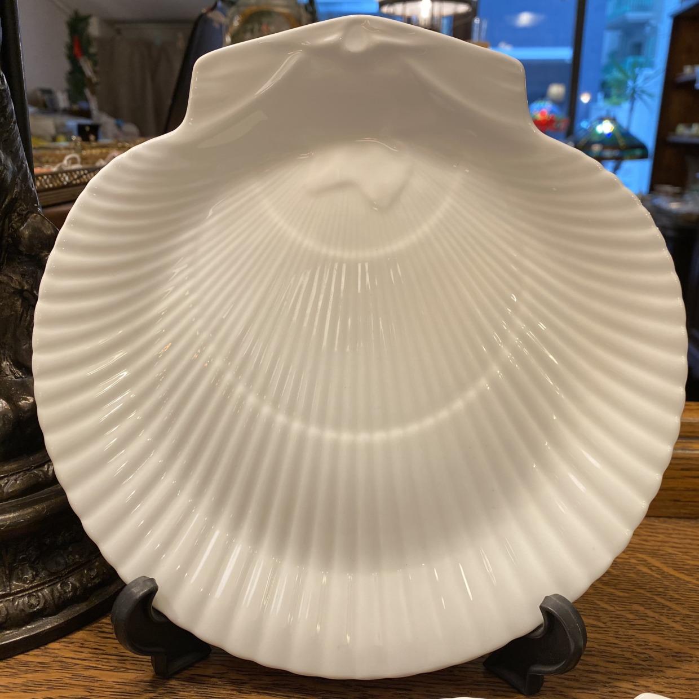 Nautilus Collection シェル形 サラダプレート ウェッジウッド