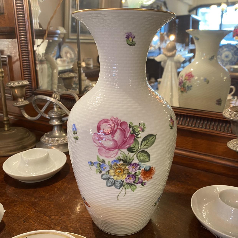 Herend サックスブーケ シリーズ 花瓶