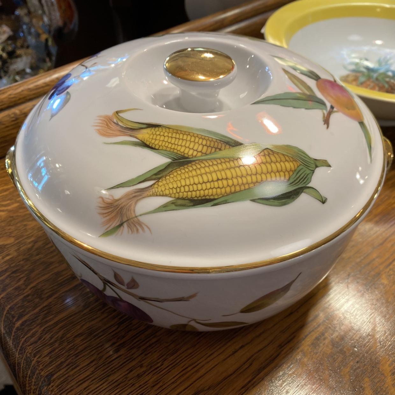 Royal Worcester エヴシャム シリーズ キャセロール皿